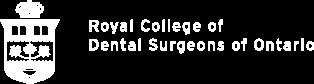 Royal College of Dental Surgeons Logo